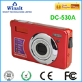 "Hot Sale Used Camera DC-V600 18MP 5x Optical Zoom Photo Camera 2.7"" 1080P 30fps HD Camcorder"