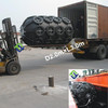 Florescence manufacture cylindrical rubber fender marine