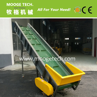 Chinease plastic film washing and recycling machine