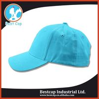 Sky blue great design hip hop cap,embroidery sports cap