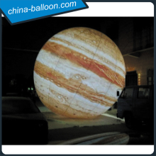 inflatable planet balloon,led inflatable solar balloon,hanging inflatable planets for decoration