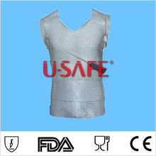 NEW fashion chain mail cut resistant metal mesh anti riot vests