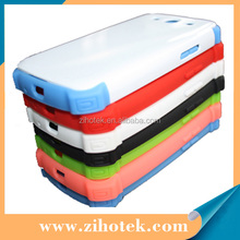 2 in 1 3D blank sublimation PC+TPU case for Samsung Galaxy S3 9300