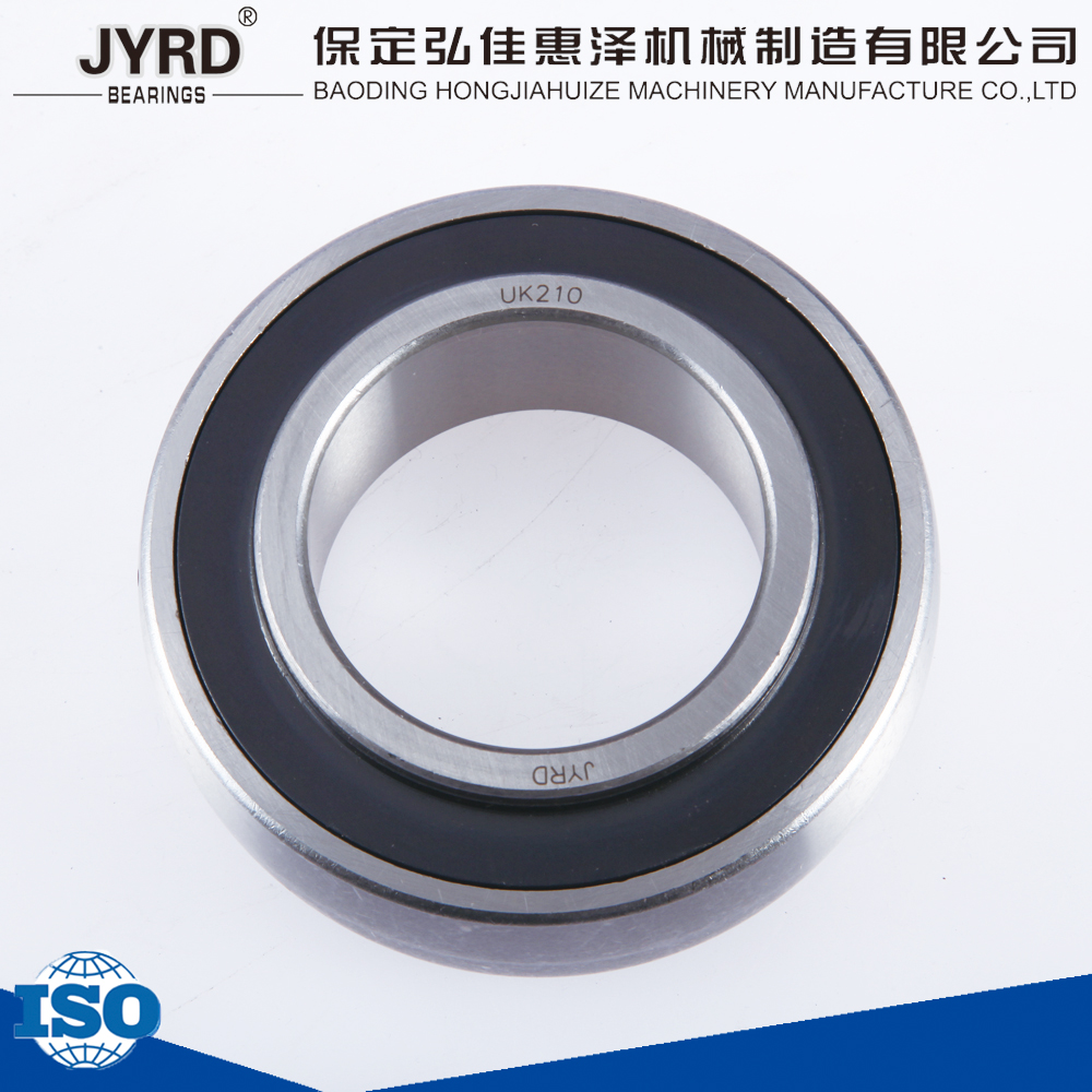 Chinese wholesale taper ball bearing UK214 spherical outside bearing