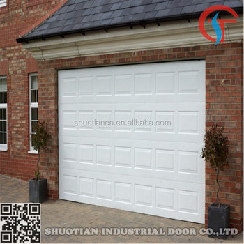 Doble automatic garage door,automatic garage door,overhead garage automatic door