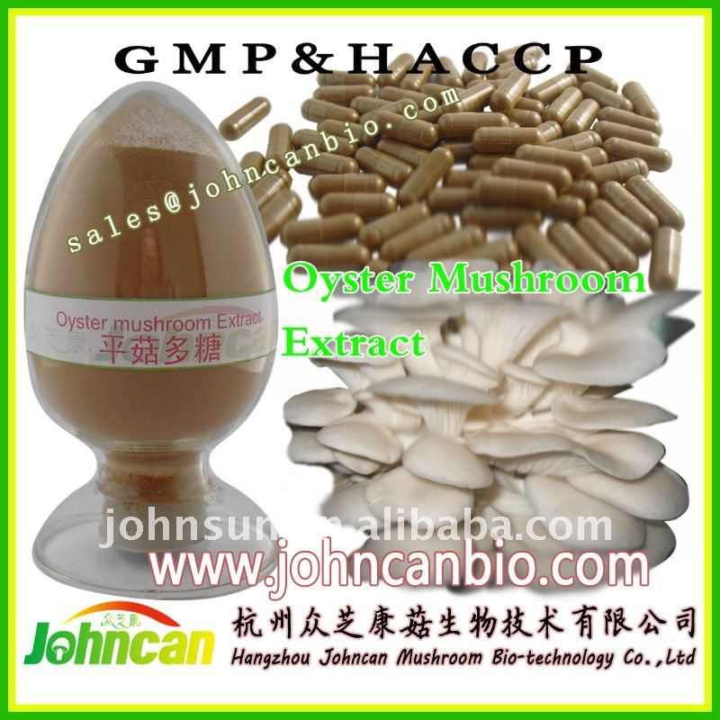 Powder Dosage Form Oyster Mushroom Extract/Pure Natural Oyster Mushroom