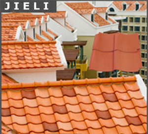 Plastic Spanish Roof Tile, Popular Fish Scale Slate Roof Tiles