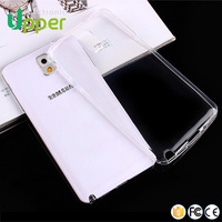 Newest plastic bumper luxury phone case crystal bumper for samsung galaxy note 3