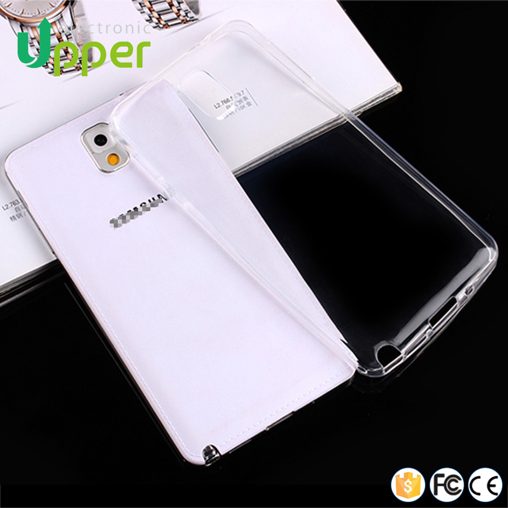 Newest top quality plastic bumper luxury phone case crystal bumper for samsung galaxy note 3