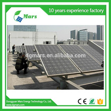 Solar energy equipment 1KW 2KW 3KW solar power system home use with grid switch for sale