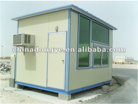 Pretty Well Designed Prefabricated House Cabin