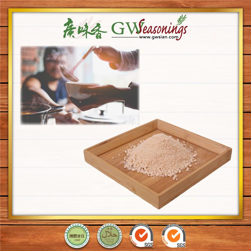 Hot sale bouillon granules With ISO9001 certificates