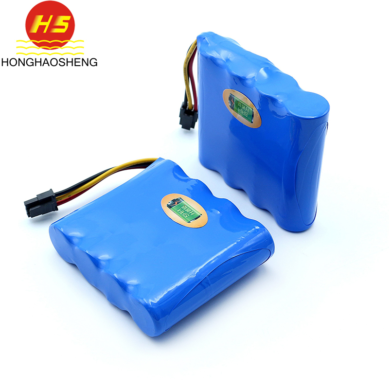 High Power Factory Price Diy Li-Ion Battery Pack 7.3V With Bms Wholesale