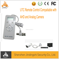AHD AND ANALOG UTC Controller UTC Controller Function camera CCTV OSD camera Remote Controller
