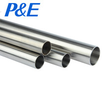 AISI ASTM Sanitary Round Stainless Steel Tubing