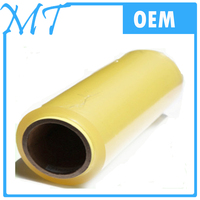 super clear stretch film plastic film packaging material Pvc cling warp