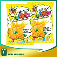 Instant fruit juice powder 60g/sachet mango flavored drink