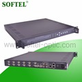 SFT3107 TS re-multiplexer,digital TV broadcasting head-end/all founction TS multiplexer,asi multiplexer/6 turner
