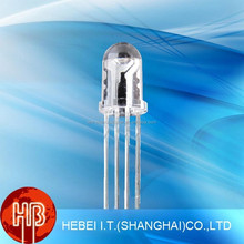 Super Bright 5mm RGB Led Diode 4-pins Common Anode