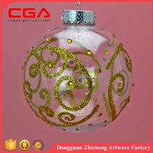 latest glass ball ornaments for christmas tree decor
