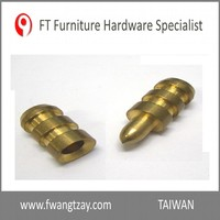 High Quality Brass Metal Cabinet Shelf Support Pins