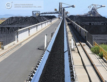 Large Capacity Conveyor Belt for Cement Plant