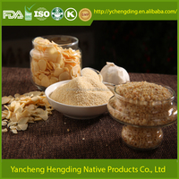 Hot products to sell online new crops dried garlic granules import from china