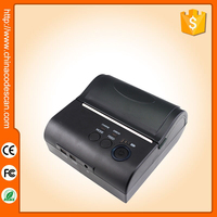 high print speed portable 80mm bluetooth thermal printer for supermarket NT-80LY
