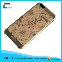 Luxury Gold Rhinestone Diamond Bling Crystal Handmade Cell Phone Cover Case For Iphone 6,Gold For Iphone 6 Case
