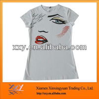 Strong Liquidity 2014 Wholesale China T-Shirts Fitted Women