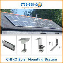Solar Photovoltaic tile roof mount fixings