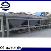 Cold Aggregate Supply System asphanlt mixing plant