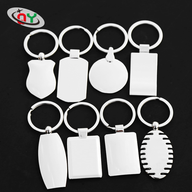 Factory Wholesale Stainless Steel Personalized Customized Pendants Key chain