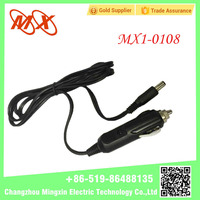 universal 12v cigarette lighter car battery charger for electronic type