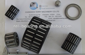 High quality nylon retainer roller cage needle bearing K9X12X10