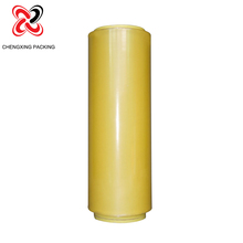 pvc stretch cling film for food wrap packaging plastic roll film