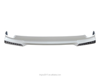 AUTO SPARE PARTS CAR ABS PLASTIC SILVER & BALCK FRONT& REAR BUMPER SPOILER (WITH LAMP) FOR LAND CRUISER 200' 11+