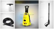 Electric water wash car seat cleaning machine