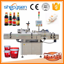 Custom made automatic stable wash care label printing machine