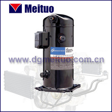 High efficiency piston type air compressor refrigerator compressor 12v R134a