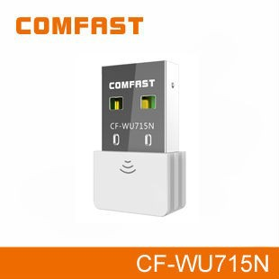 COMFAST CF-WU715N 150Mbps Usb To Ethernet Adapter Free Wireless Internet Access Adapter