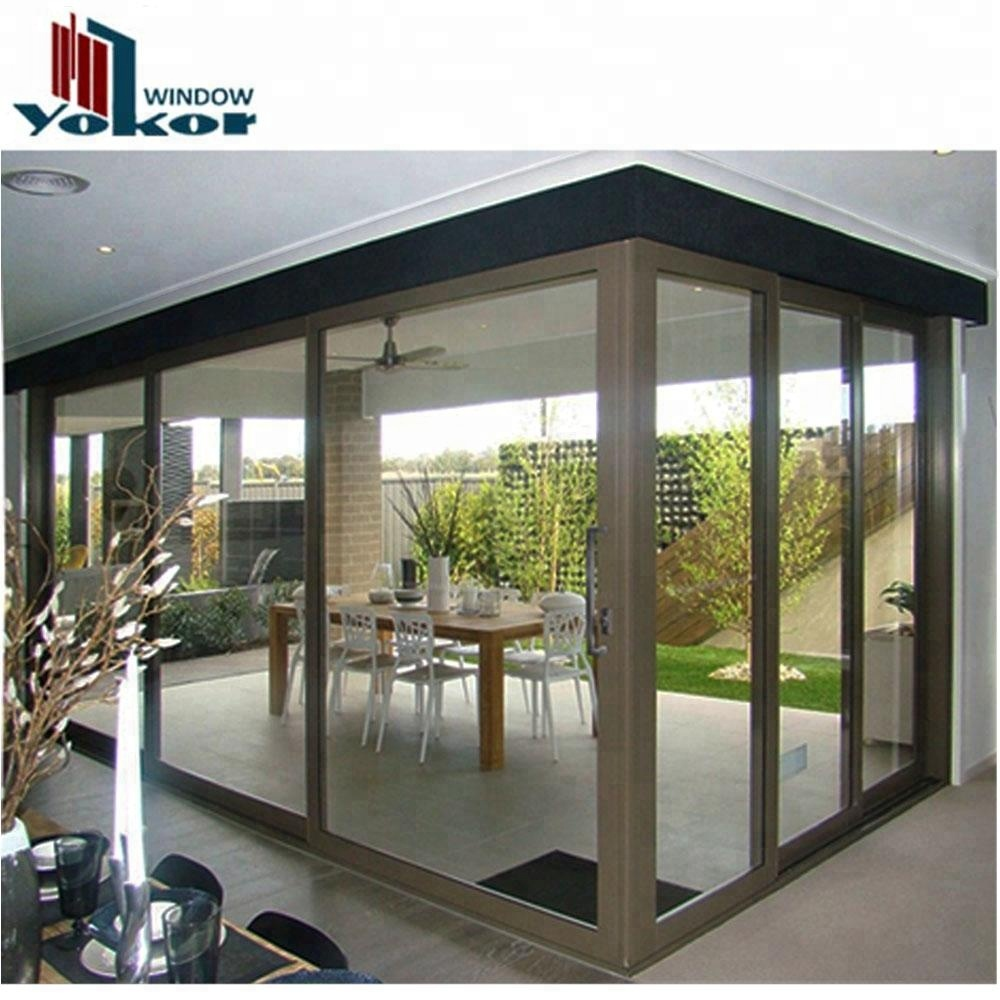 Top Supplier Yokor Aluminium Stacker Doors Buy Stacker Door