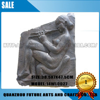 3D Art and Collectible Sexy Women Wall Decoration