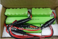 Rechargeable 14.4v nimh battery pack