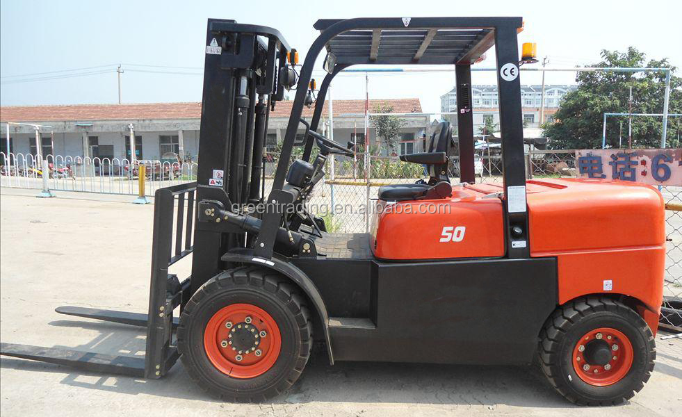 cheap price used toyota forklift price