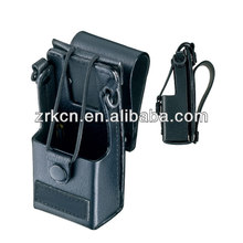 "LEATHER CASE WITH 2.5"" SWIVEL RLN5383B for walkie tadlkie radios"