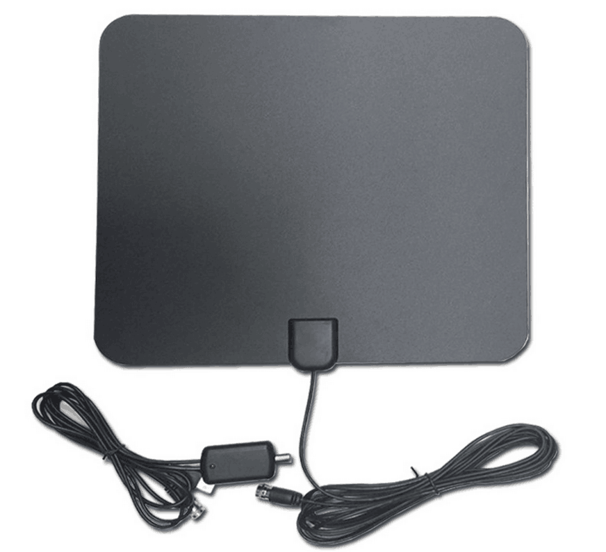 China Supplier Flat design HDTV Digital Indoor TV Antenna for Wholesale