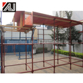Quick Lock Scaffolding System For Heavy Concrete Construction