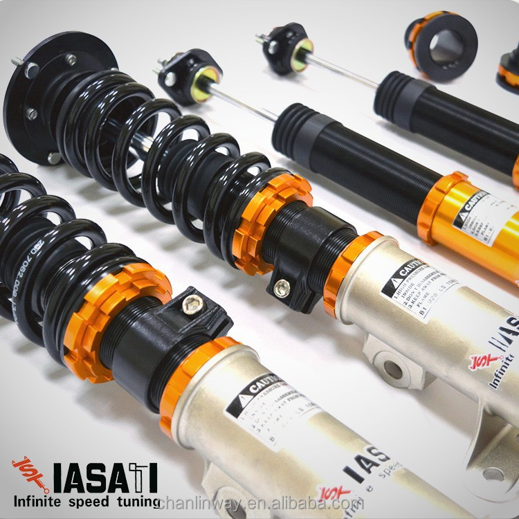 Nickel plated daihatsu terios shock absorber for BMW