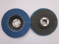 zirconium flap disk polishing Inox,stainless steel